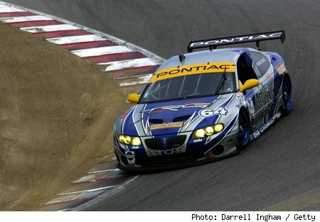 Auto Racing Sponsership on Evolution  Pontiac Announces Next Gen Gxp R Racer For Gt Racing   Auto
